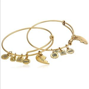 alex and ani best friend bracelets